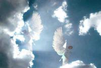 Anges dans ciel