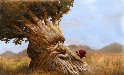 Dialogue avec l'arbre
