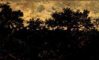 Arbres sombres-Rousseau