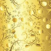 Branche pommier d'or