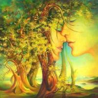 Couple arbre