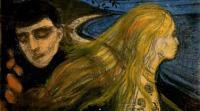 Couple-séparation-Edvard Munch