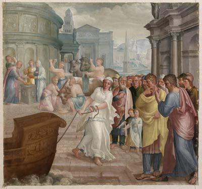 Cybèle à Rome-Claudia Lombard