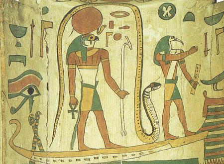 Dieu Râ-Egypte