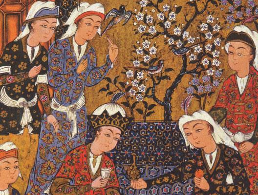 Fête persanne