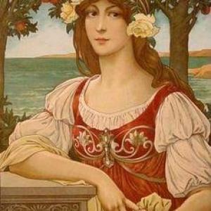Femme accoudée-Elisabeth Sonrel