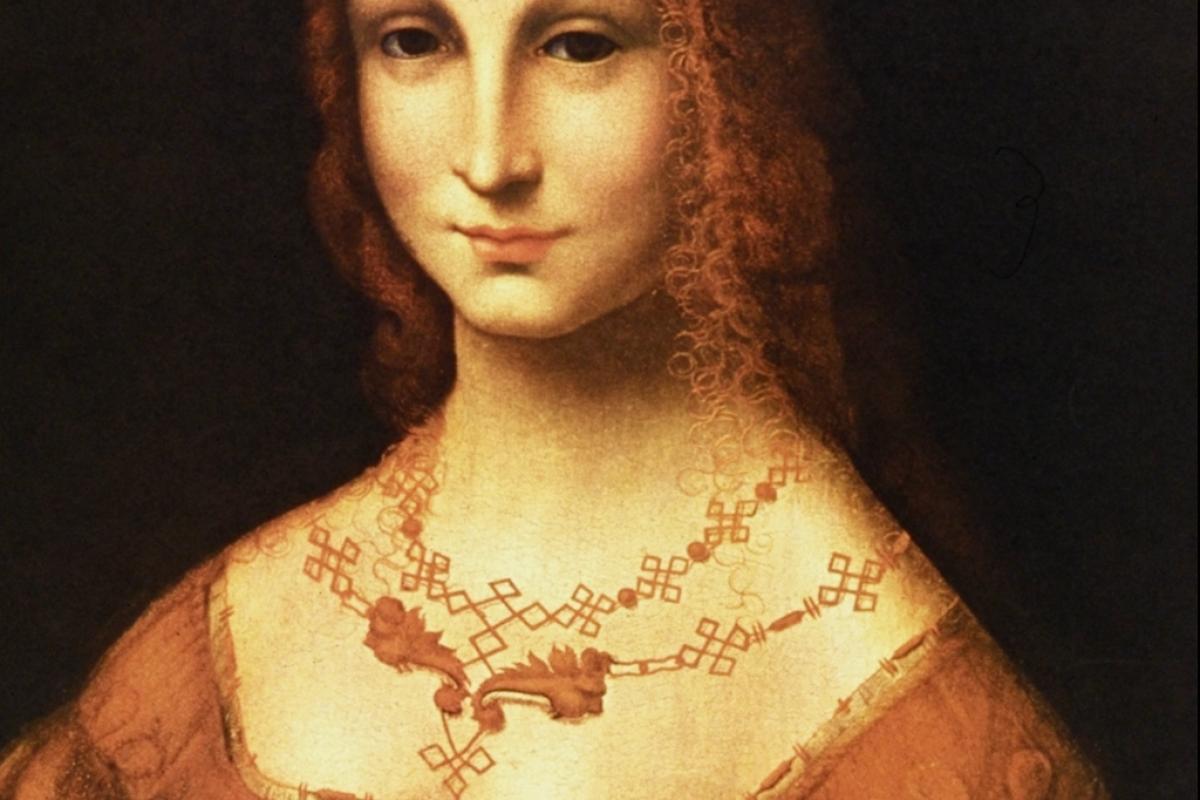 Femme patricienne-Leonardo