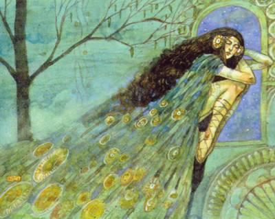 Femme-serpent-Baudelaire