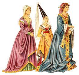 Femmes(3) médiévales