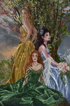 Femmes (trois)-Nene Thomas