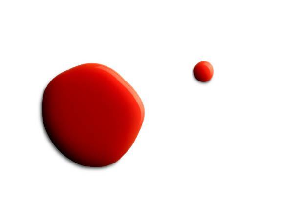 Goutte de sang