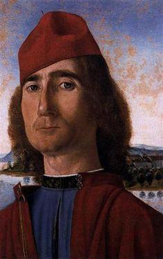 Homme au chapeau rouge-Carpaccio
