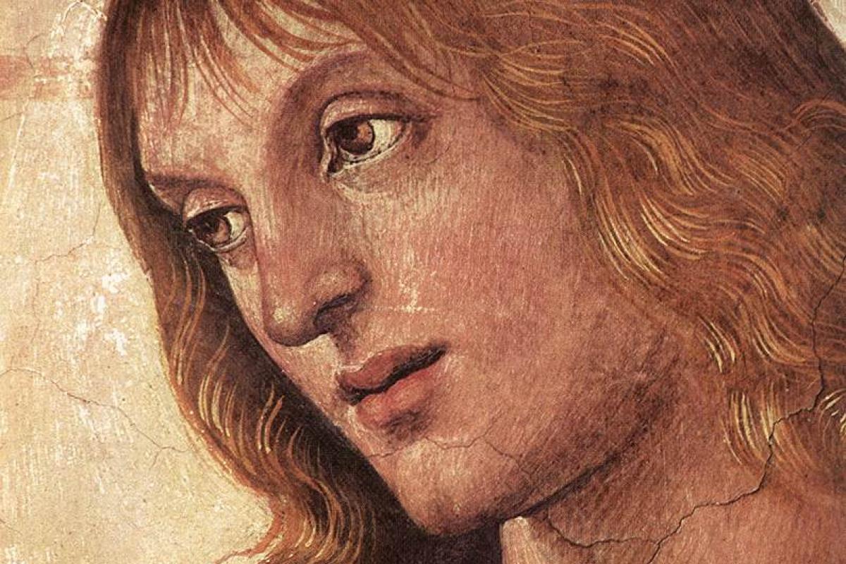 Homme triste-Perugino