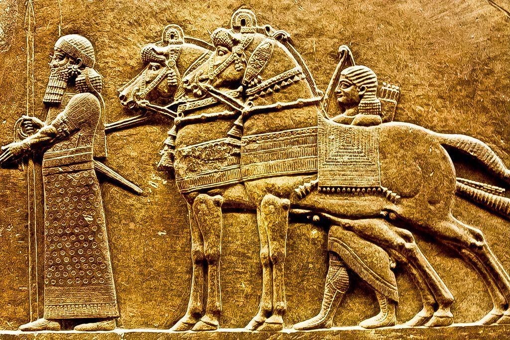 Ishtar et Tammuz
