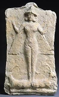 Ishtar-Sculpture