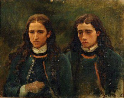 Jumeaux-Jules Breton