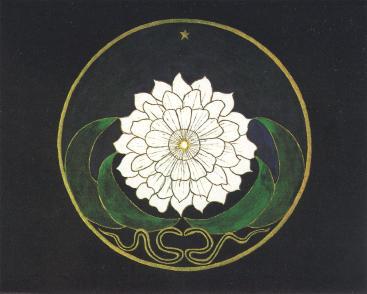 Mandala de la fleur d'or - Jung