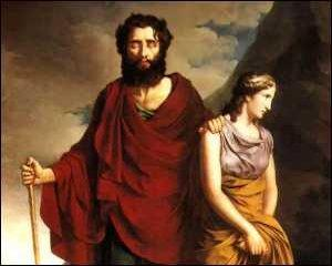 Oedipe et Antigone
