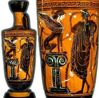 Oedipe et Sphynx