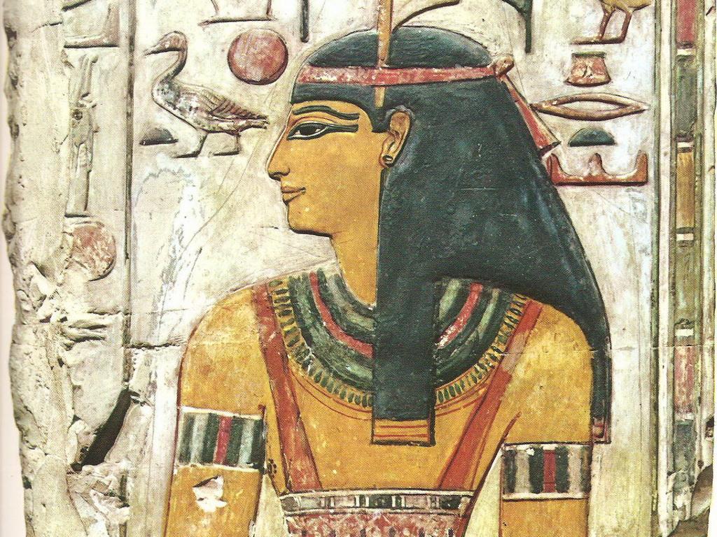 Osiris de profil