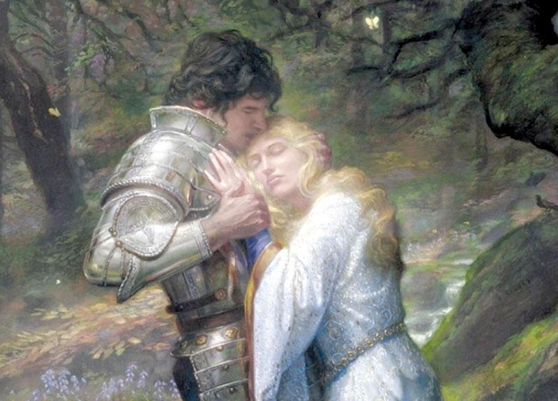 Perceval et Blanchefleur
