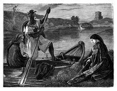 Perceval et roi pêcheur