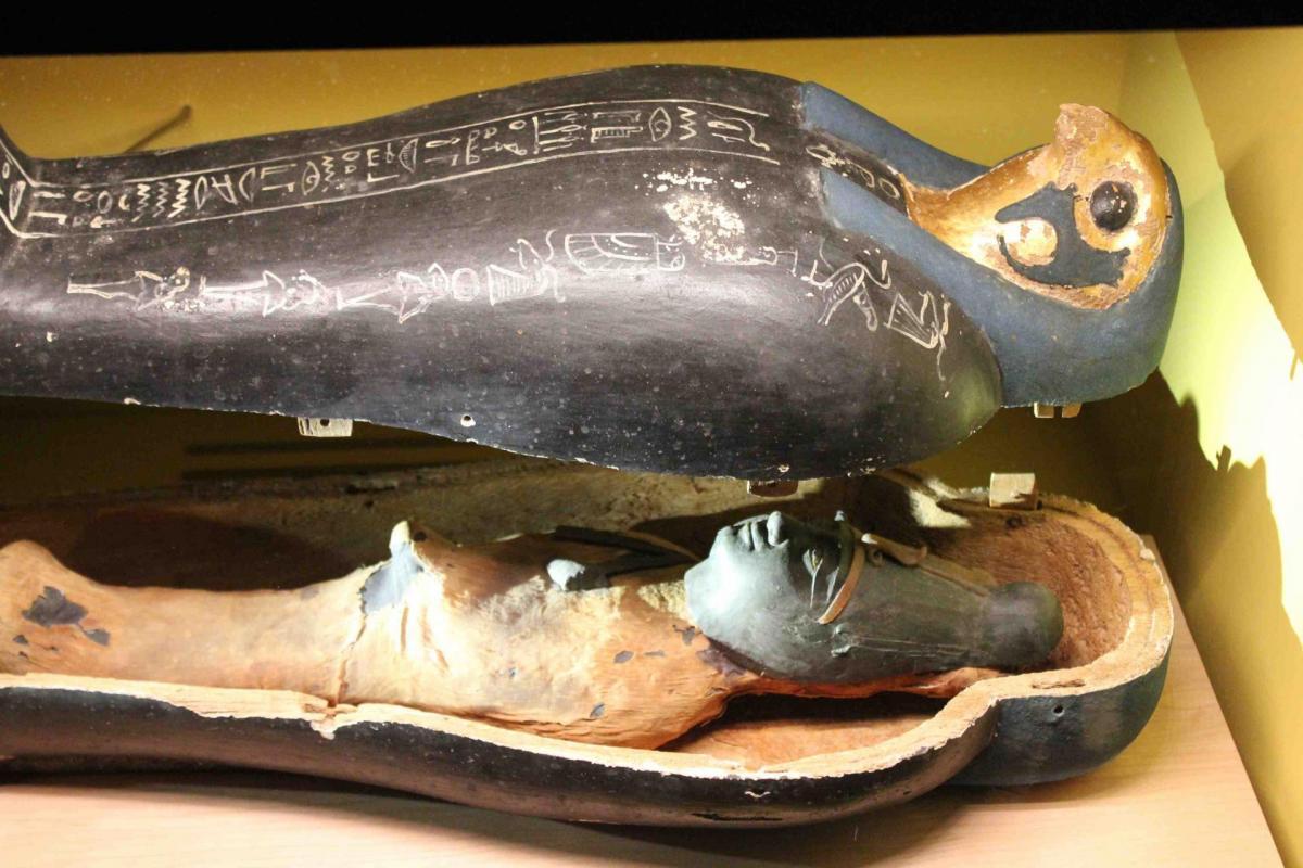 Tombe d'Osiris