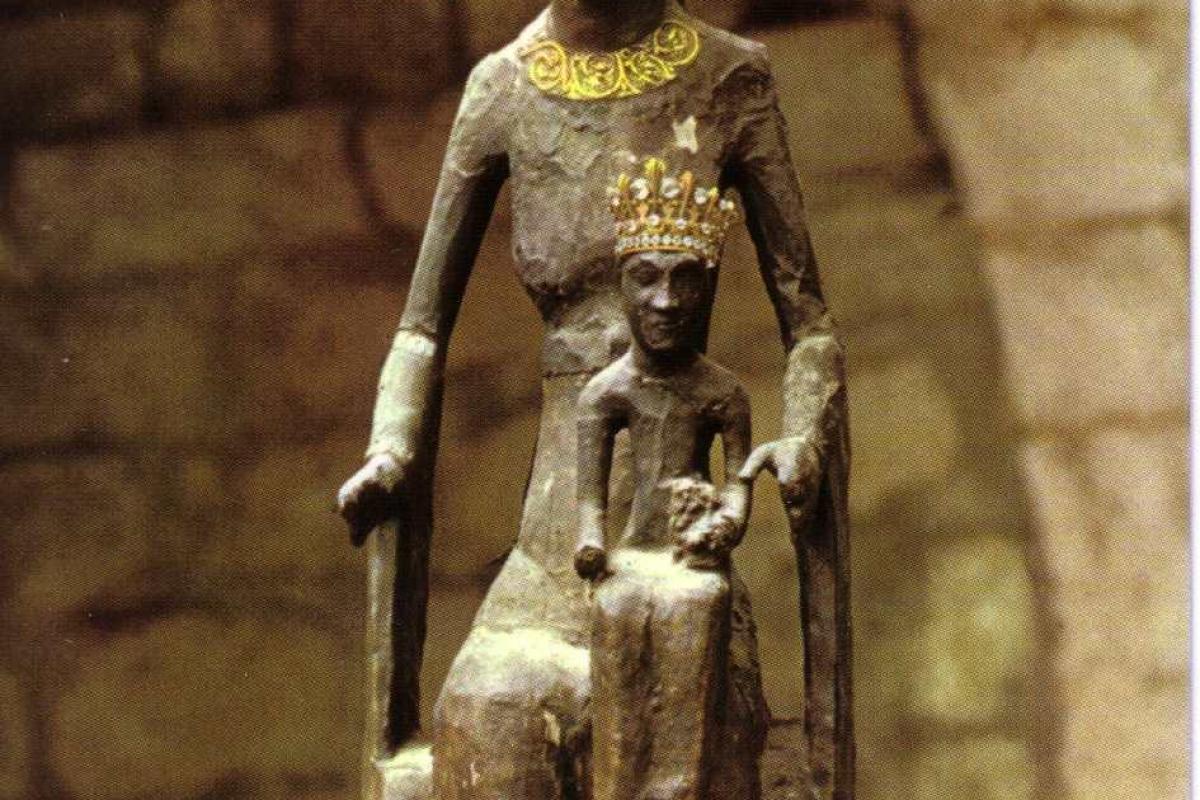 Vierge noire Rocadamour