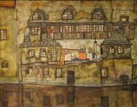 Ville ancienne-Egon Schiele